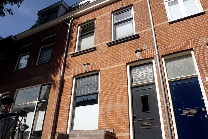 Charming Family Home Utrecht, 30 min to Amsterdam