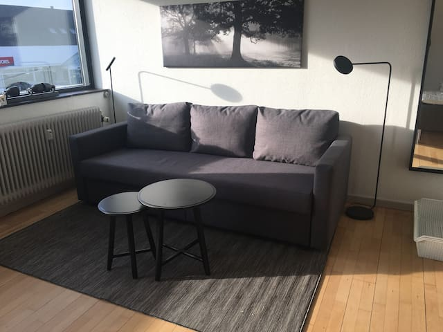 One room apartment 15 min from Copenhagen
