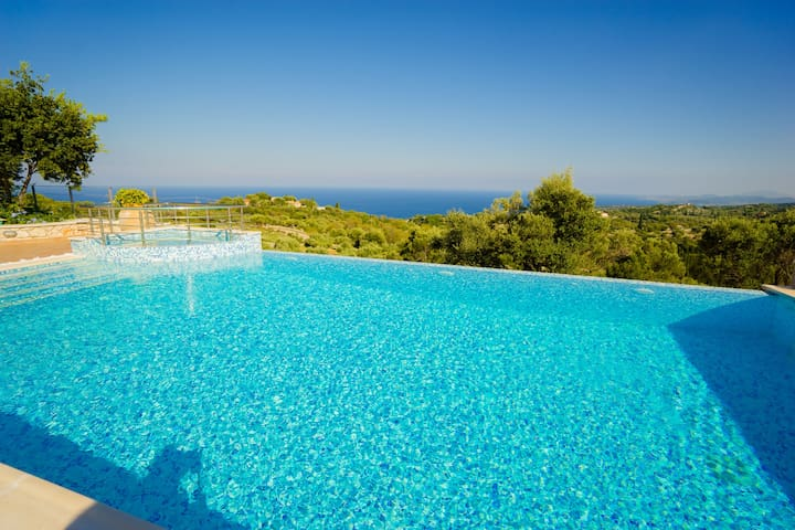 Villa - 3 km from the beach - Skinaria
