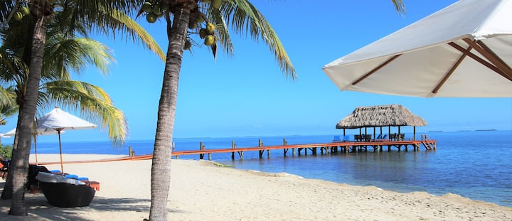 Private Villa - Chabil Mar - 1 Bed Seafront Plus