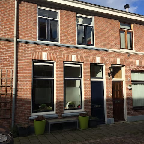 Entire house with garden & office - Utrecht - House