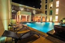 One of the Amenities (swimming pool)
