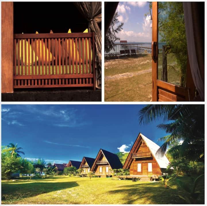 Entire Villa at Pulau Besar A1