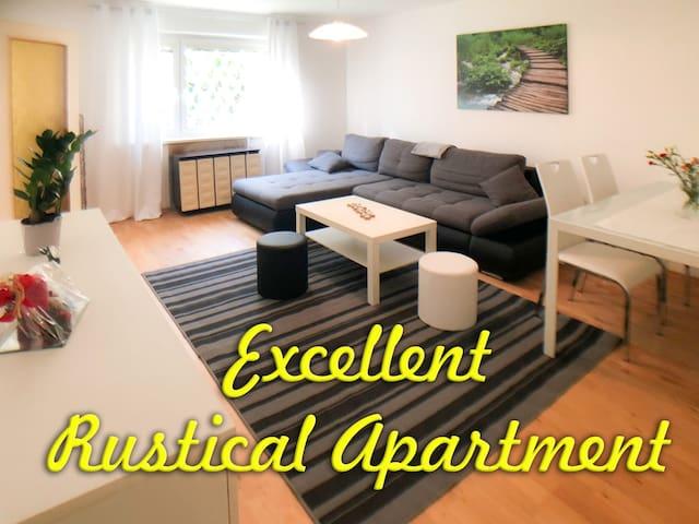 Rustical Apartment