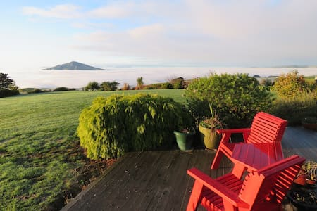 Relax and recharge in the countryside - Pirongia