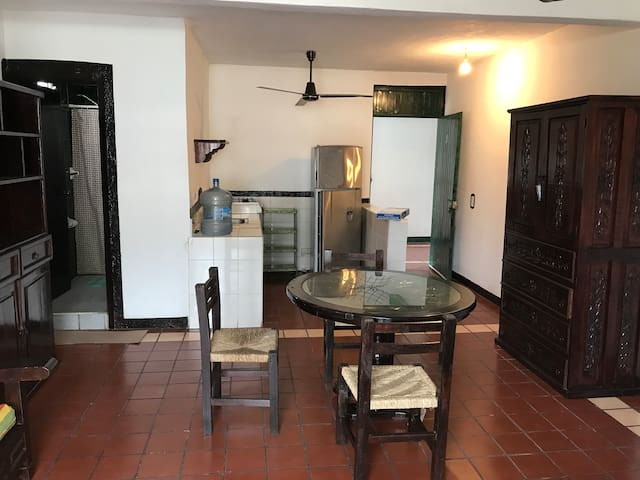 Rustic loft in downtown of puerto vallarta