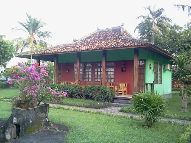 Cottage with Good View of Prambanan Temple - Sleman Regency - Andere