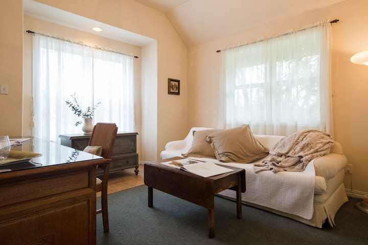 Cozy suite in the ❤of wine country - Calistoga - Rumah