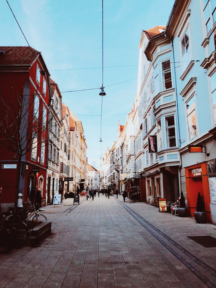 Beautiful Graz!