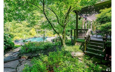 Magic Garden Suite