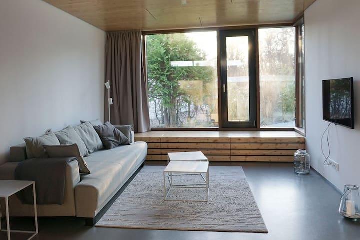 NEUVERMIETUNG! Ferienhaus mit 2 Apartments - Timmendorfer Strand - Huis