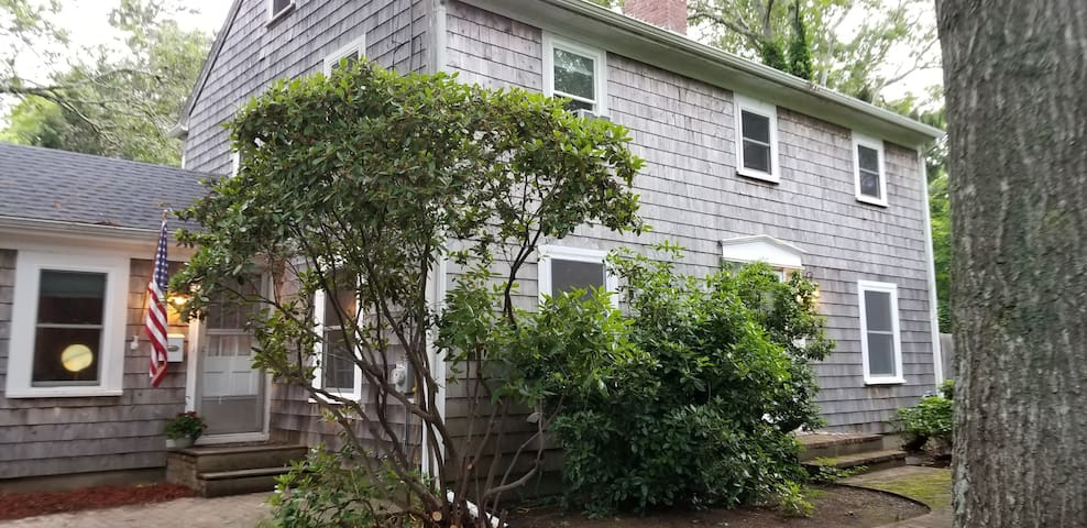 Spacious Falmouth Heights Colonial