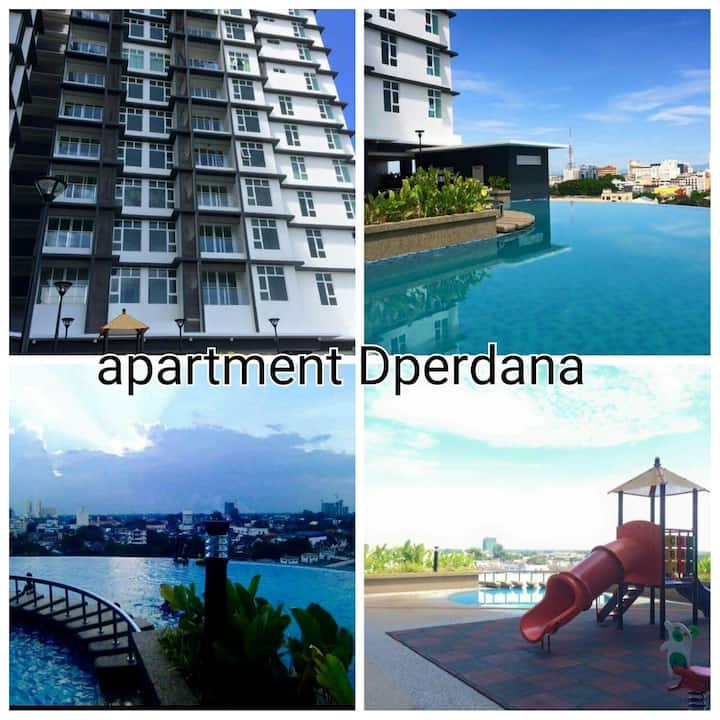 Imara Apartment D Perdana Sri Cemerlang