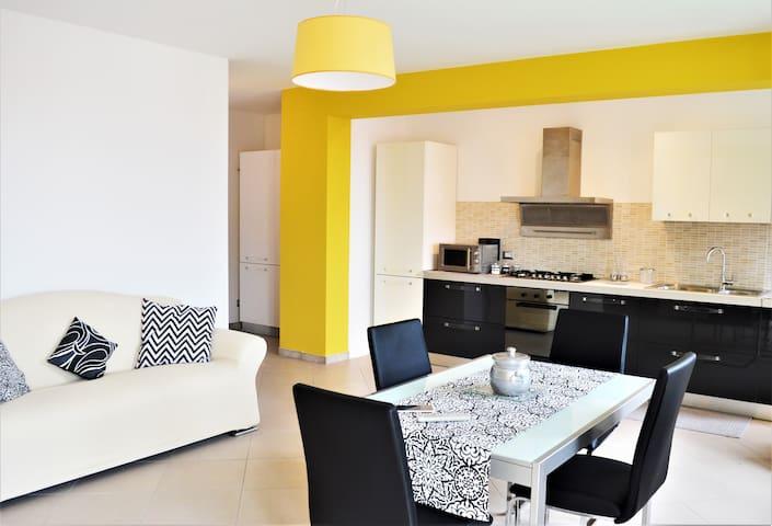Residence I Delfini , brand new flat near seaside