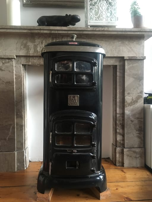 In case the summer let you down and you want to heat the house with wood