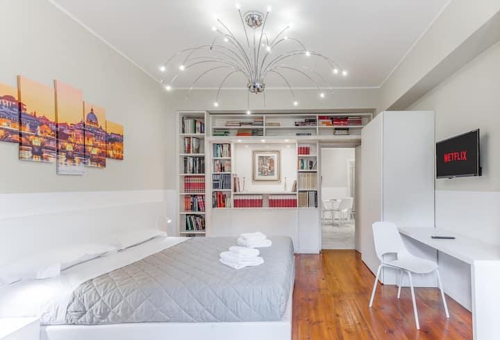 San Pietro Luxury Suite in Maison Giulivia