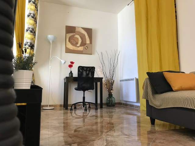 Studio charmant proche Calanques Marseille Cassis