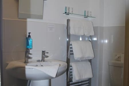 Superior King Room - Ensuite with Shower