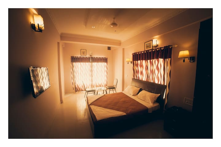 Cozy Family A/C suite room in Wayanad ( 2)