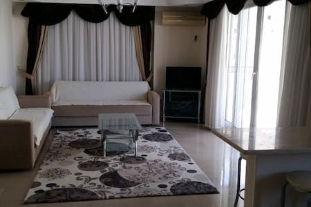 Beautiful Family Apartment 150m from the Beach