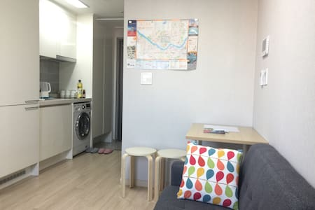 Cozy Clean Safe Studio - Dongdaemun-gu - Apartmen