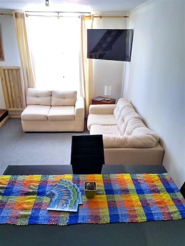 Casa Amoblada Full 3 Habitaciones/ 1 Baño