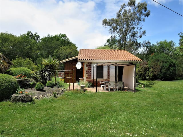 Holiday home in Naujac-sur-Mer