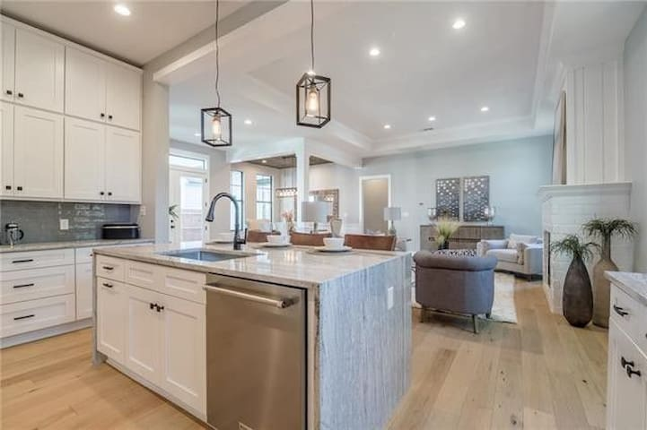 Gourmet Stainless Steel Appliances