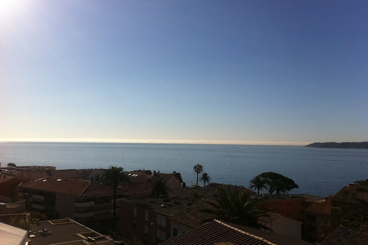 Beautiful penthouse in Saint Maxime