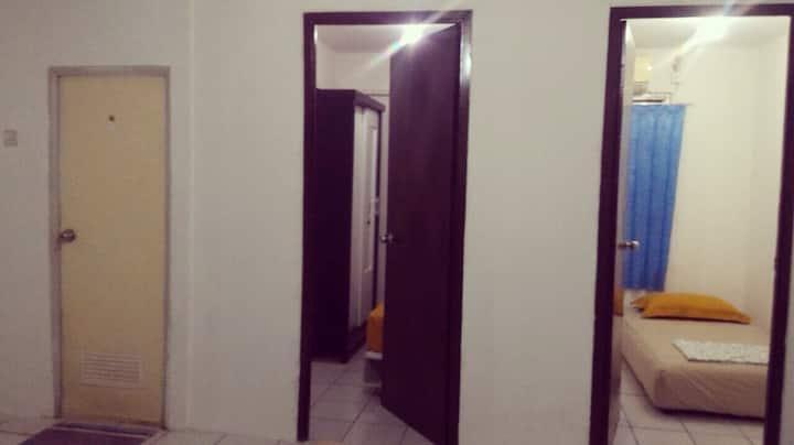 2 Bedrooms Apartment, affordable at Tangerang city