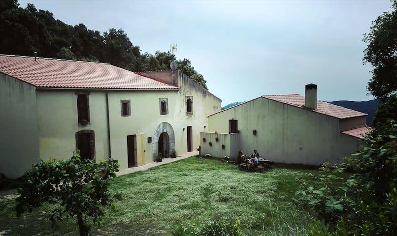 Masia Rural Can Pica - Boscos vora el mar