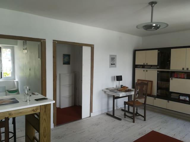 Appartement refait à neuf sur le quai