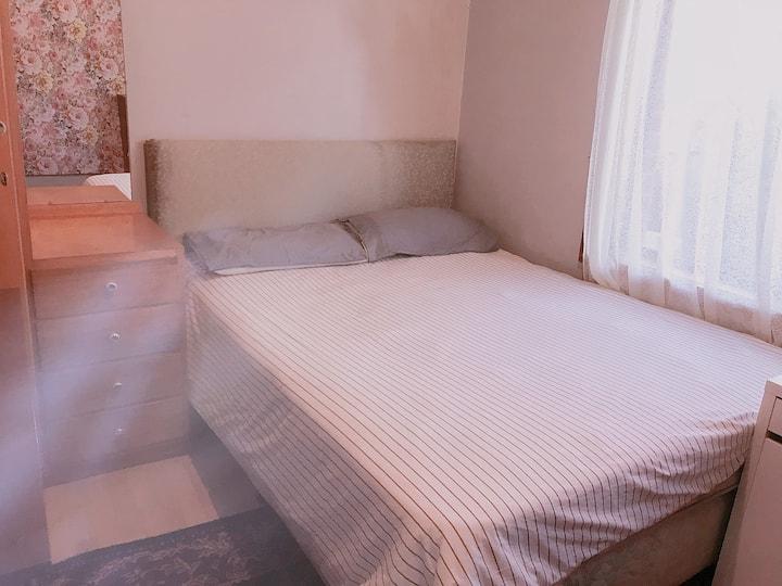 Rex's lovely bedroom