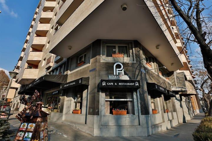 Park Yerevan Hotel 3 Downtown