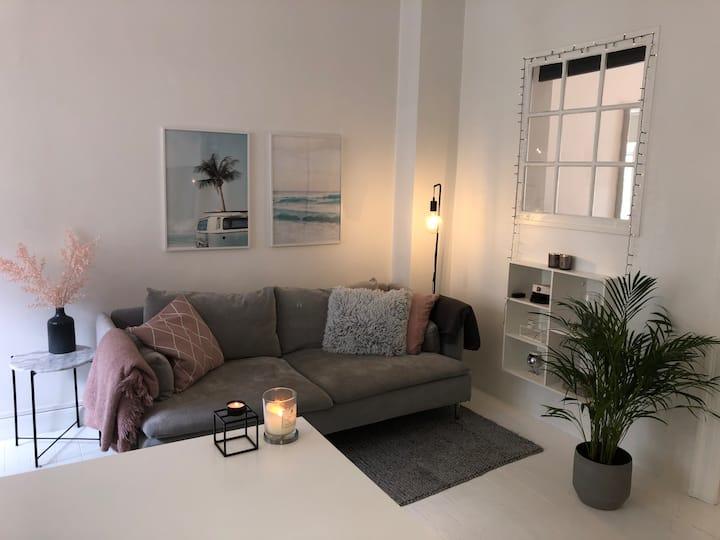 Unique apartment in the middle of Copenhagen