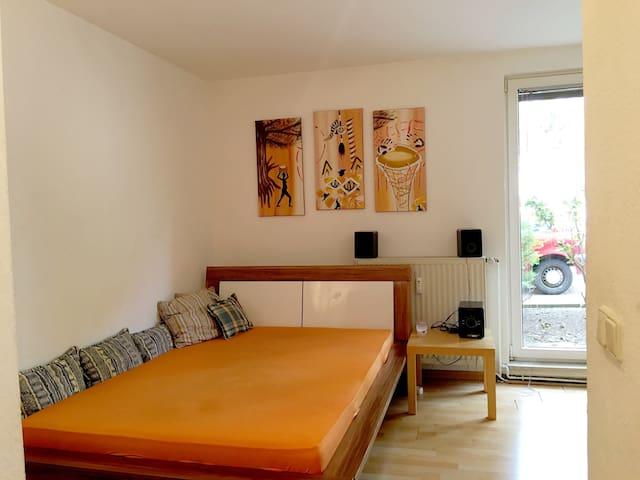 Modernes 1-Zimmer Appartement im Siegener Zentrum - Siegen - Pis