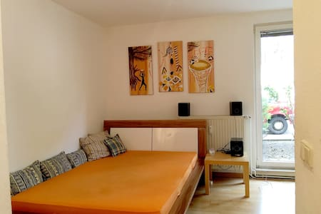 Modernes 1-Zimmer Appartement im Siegener Zentrum - Siegen