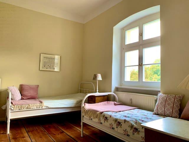 das dritte kleine Schlafzimmer