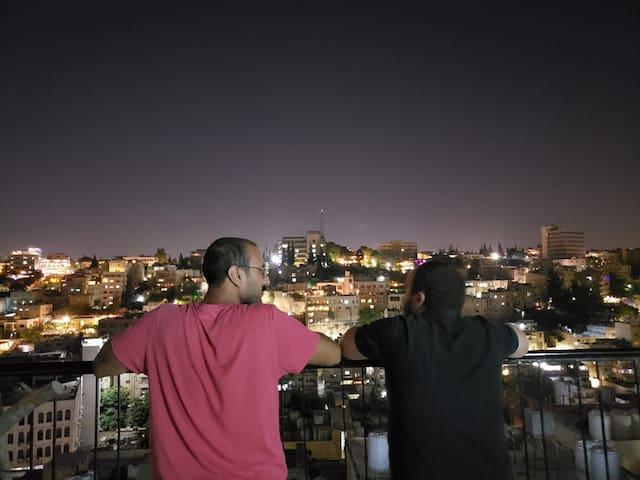 Al-Lweibdeh Roof-top Apartment