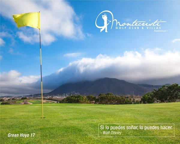 Departamento en Montecristi Golf Club & Villas