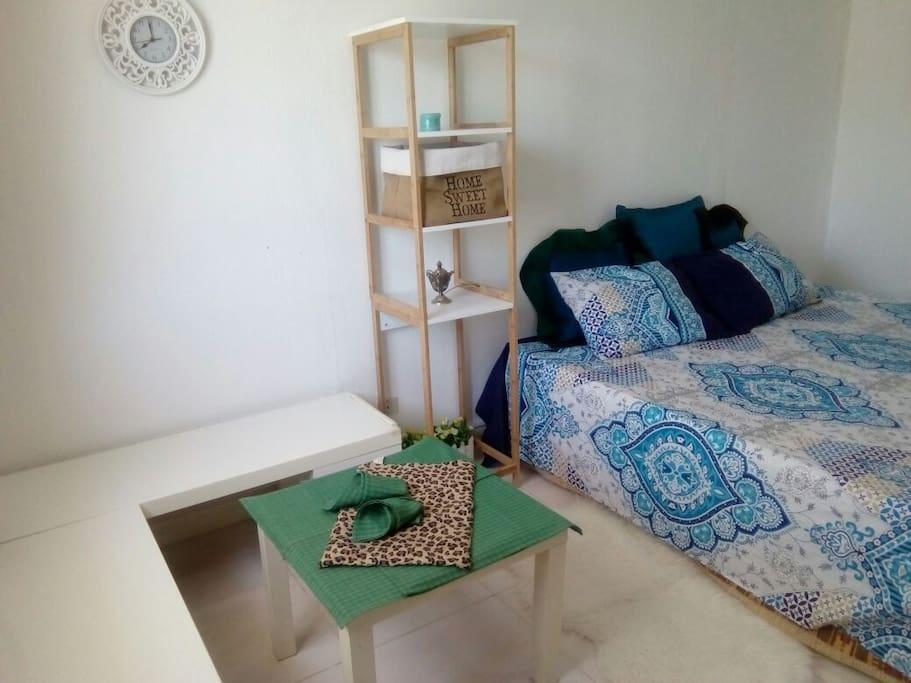 The Studio in a Villa /Солнечно и уютно