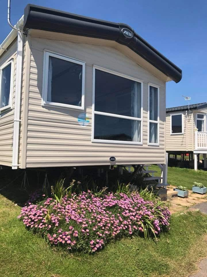 3 Bed Prestige Caravan at Devon Cliffs Sandy Bay