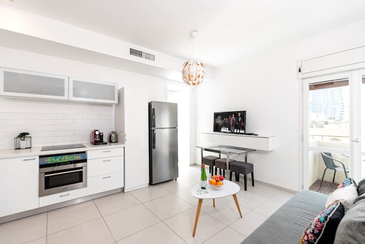 Renovated 2BR Apartment With City View