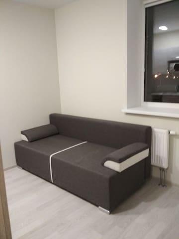Маленькая квартира-студия в престижном районе