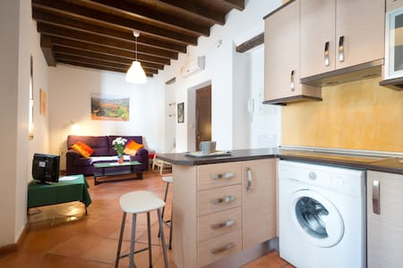 Central, near the Alhambra, quiet and autentic! - Granada - Appartement