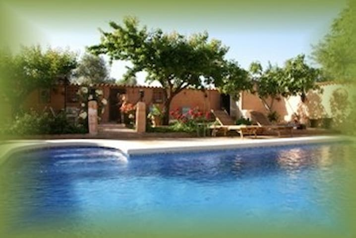 Villa en Almagro alquiler integro - Almagro - Villa