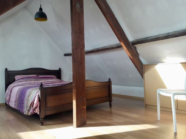 Charming room nearby the citycentre