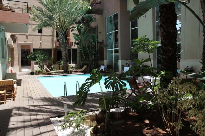 Appartement Junior à Casablanca Suites & Spa
