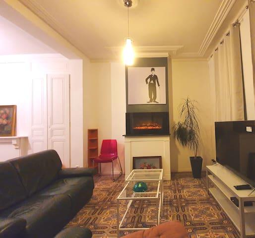 Maison Famille/Télétravail/Super vue -direct Paris