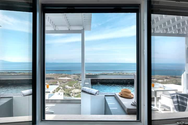 NEW La Estrella - Maistros Suite & Prive Jacuzzi